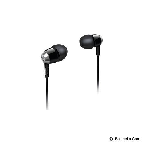 PHILIPS In -Ear Headphones [SHE 7000] - Black - Earphone Ear Monitor / Iem
